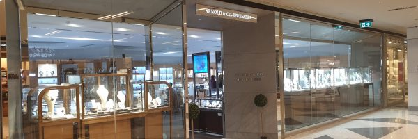 Arnold & Co. Jewellers   Shop DF12 Canberra Centre, Canberra City