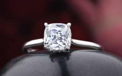 Square Lab Grown Diamonds Canberra Arnold & Co. Jewellers